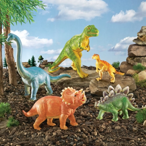 Learning Resources® Jumbo Dinosaurs Perspective: right