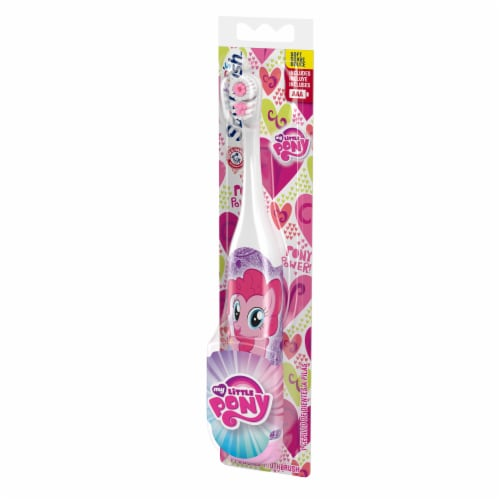 Arm & Hammer Kids' Spinbrush My Little Pony Toothbrush Perspective: right