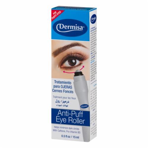 Dermisa Anti-Puff Eye Roller Perspective: right