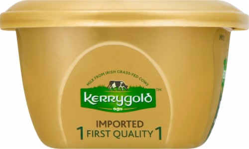 Kerrygold Naturally Softer Pure Irish Butter Perspective: right