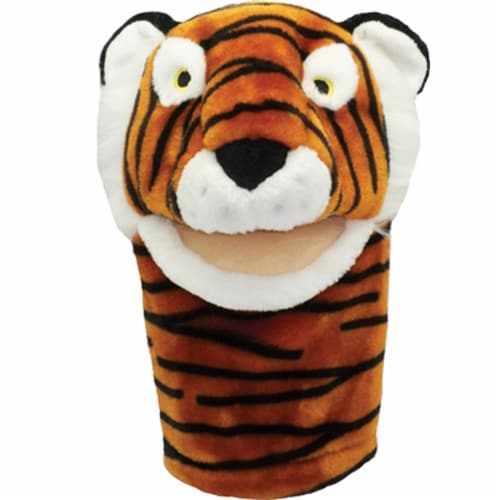 BigMouth Inc. Animal Puppet Set Perspective: right