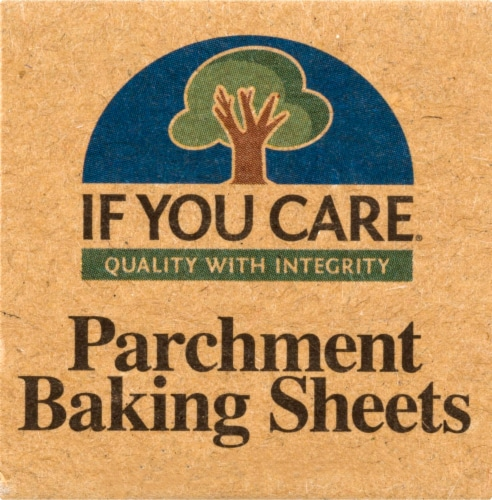 If You Care Unbleached Baking Paper Sheets Perspective: right