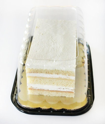 Bakery Lemons & Cream Cake Perspective: right