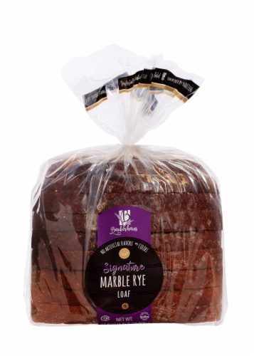 Backerhaus Veit Signature Marble Rye Loaf Perspective: right