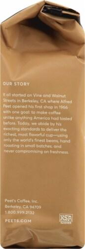 Peet's Coffee Cafe Domingo Medium Roast Ground Coffee Perspective: right