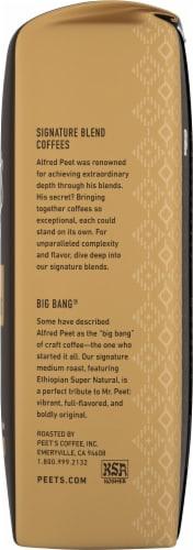 Peet's Coffee Big Bang Medium Roast Ground Coffee Perspective: right