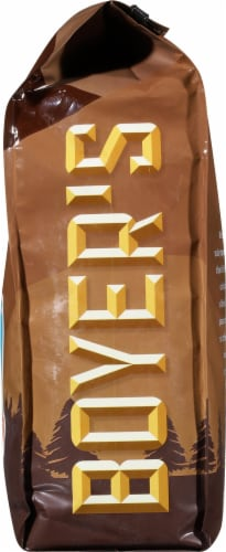 Boyer's Coffee Aspen Gold Medium Roast Ground Coffee Perspective: right