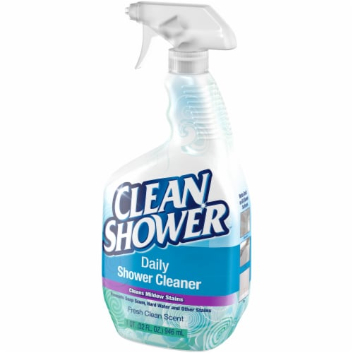 Clean Shower Daily Shower Cleaner Perspective: right