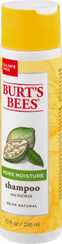 Burt's Bees More Moisture Baobab Shampoo Perspective: right