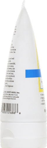 Burt's Bees Intense Hydration Mask Perspective: right