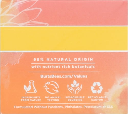 Burt's Bees® Truly Glowing™ Gel Cream Perspective: right