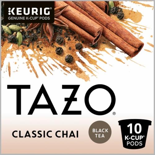 TAZO Chai Black Tea K-Cup Pods Perspective: right