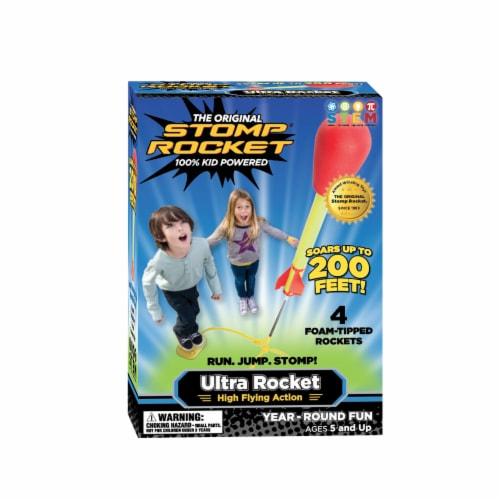 Stomp Rocket® Original Ultra Rocket Perspective: right
