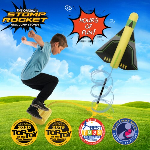 Stomp Rocket® Stunt Planes Perspective: right