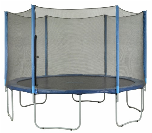 Trampoline Replacement Net, Fits for 12 FT. Round Frames, NET ONLY Perspective: right
