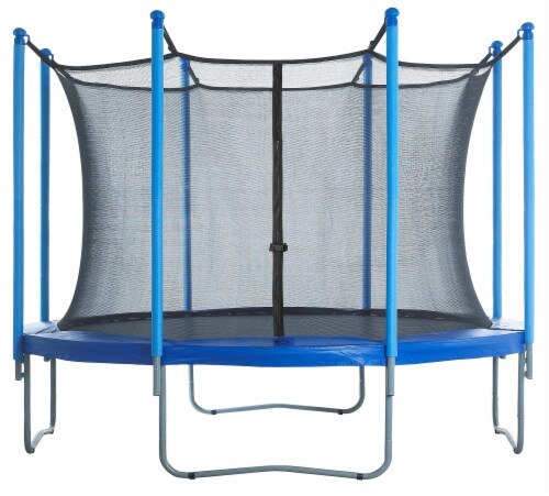 Trampoline Replacement Enclosure Net, Fits For 14 FT. Round Frames, Net Only Perspective: right