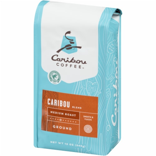 Caribou Coffee Caribou Blend Medium Roast Ground Coffee Perspective: right