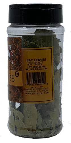 It's Delish Bay Leaves Perspective: right