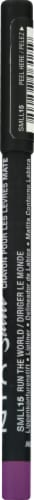 NYX Professional Makeup Suede SMLL15 Run The World Matte Lip Liner Perspective: right