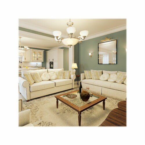 Energizer A19 Smart Bright Multiwhite LED Bulb Perspective: right