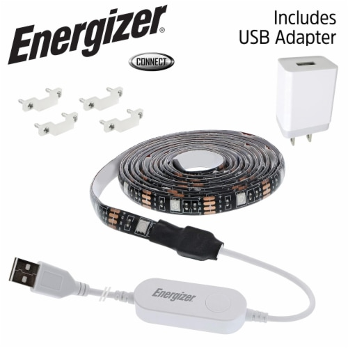 6-1/2 Foot Smart Multicolor LED Light Strip Perspective: right
