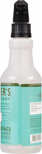 Mrs. Meyer's Clean Day Multi-Surface Everyday Cleaner Basil Scent Perspective: right
