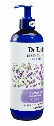 Dr Teal's Lavender Thick & Full Shampoo Perspective: right