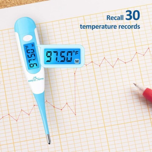 Easy@Home Digital Basal Thermometer, EBT-100 Perspective: right
