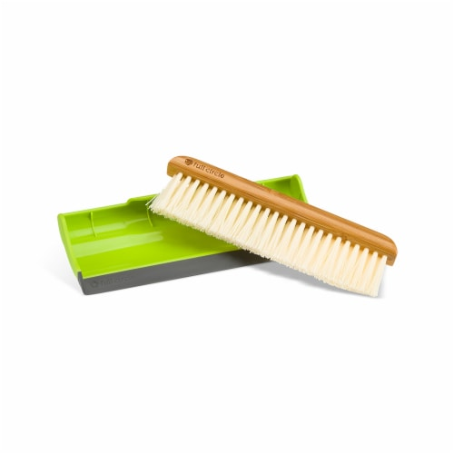 Full Circle Crumb Runner Counter Sweeper and Squeegee Perspective: right