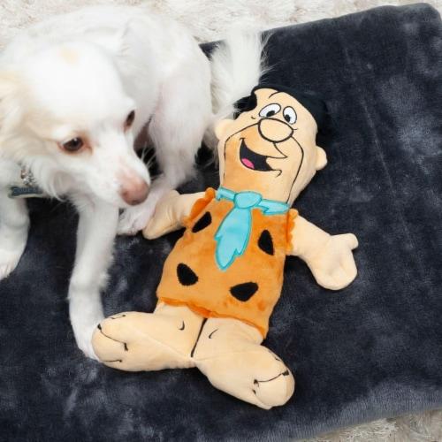"The Flintstones Fred Flintstone 12"" Plush Dog Toy Perspective: right"