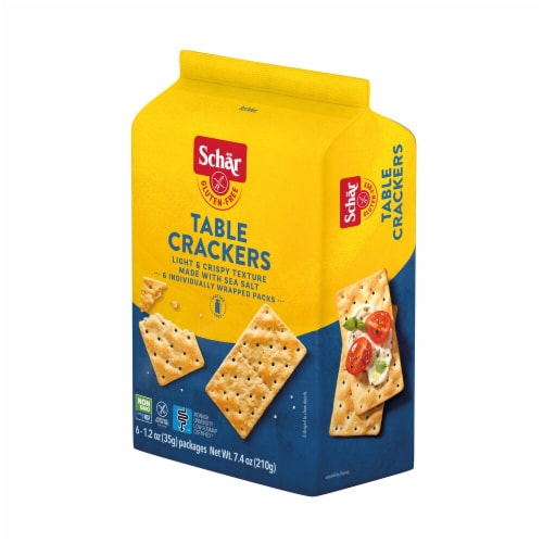 Schar Gluten Free Table Crackers Perspective: right