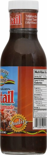 Caribbean Sunshine® Jamaican Oxtail & Stew Marinade Perspective: right