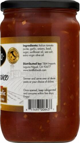 Tantillo Roasted Garlic Pasta Sauce Perspective: right