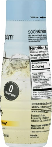 SodaStream Tonic Zero Calorie Mix Perspective: right