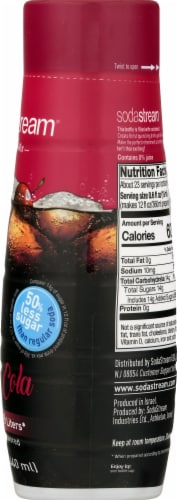 SodaStream Cherry Cola Drink Mix Perspective: right