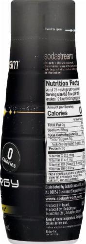 SodaStream Xtreme Energy Zero Calorie Drink Mix Perspective: right