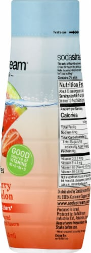 SodaStream Strawberry Watermelon Drink Mix Perspective: right