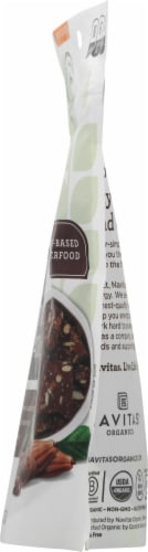 Navitas Organics Chocolate Cacao Power Snacks Perspective: right