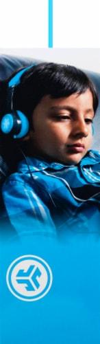 JLab Audio JBuddies Kids Folding Headphones - Gray/Blue Perspective: right