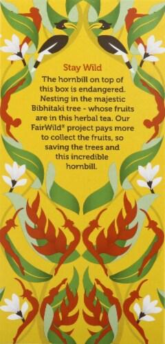 Pukka Turmeric Active Herbal Tea Sachets Perspective: right