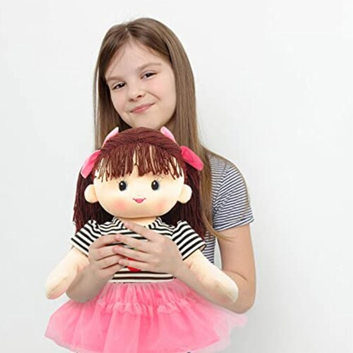 Linzy Toys Hazel Doll - Pink Perspective: right