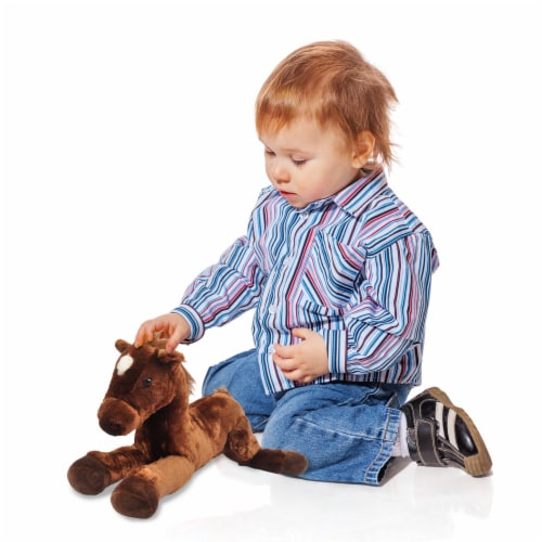 Linzy Toys Lucky Horse Plush Perspective: right