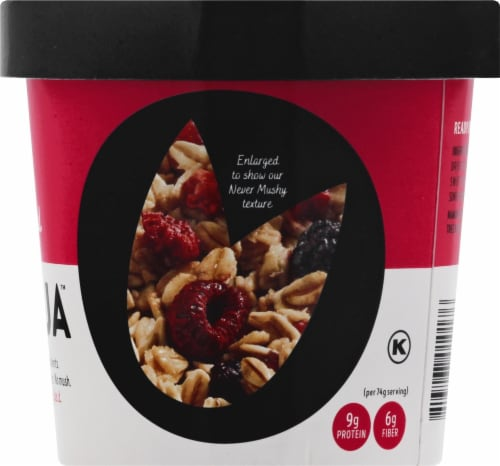 Umpqua Oats Triple Berry Oatmeal Perspective: right