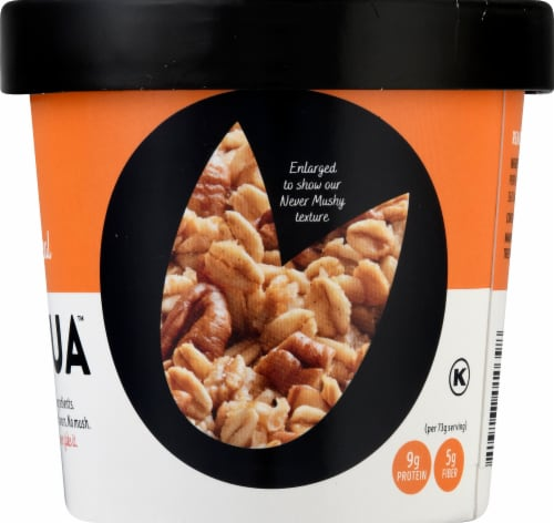 Umpqua Oats Maple Pecan Custom Milled Oatmeal Perspective: right