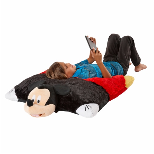 Pillow Pets Jumboz Disney Mickey Mouse Plush Toy Perspective: right