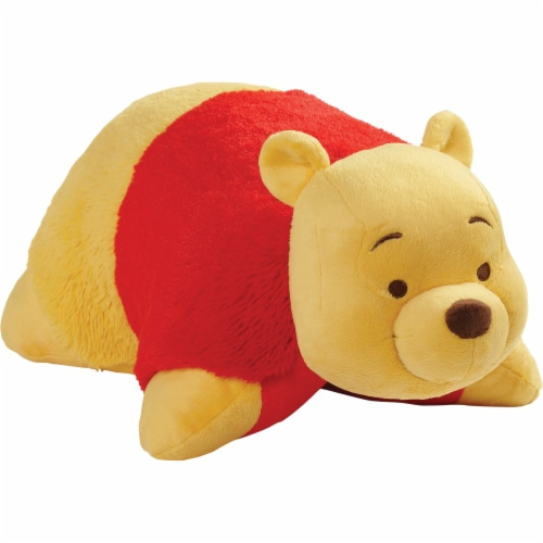 My Pillow Pets Disney Winnie The Pooh Plush Toy Perspective: right