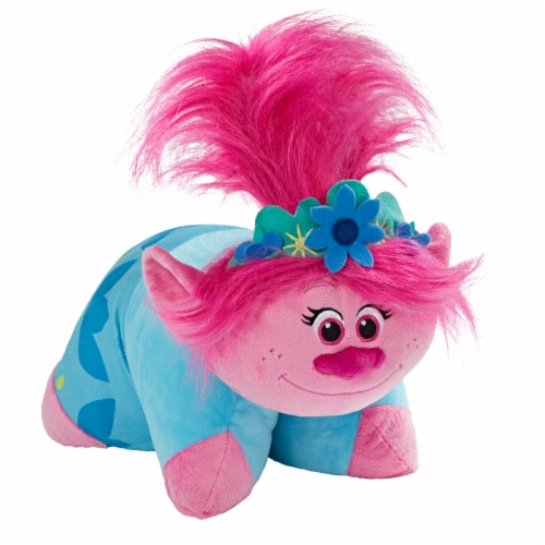Pillow Pets NBC Universal Trolls Poppy Plush Toy Perspective: right