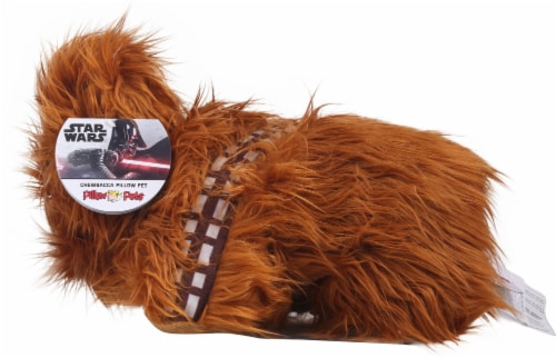 Pillow Pets Disney Star Wars Chewbacca Plush Toy Perspective: right