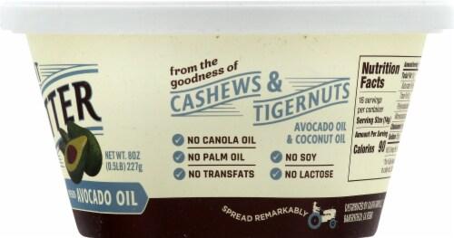 Califa Farms Pressed Avocado Oil Sea Salt Plant Butter Perspective: right