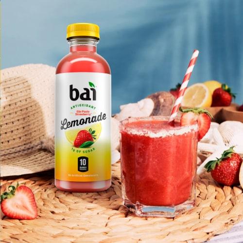 Bai Sao Paulo Strawberry Lemonade Antioxidant Infused Beverage Perspective: right